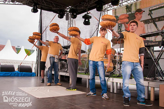 bread competition